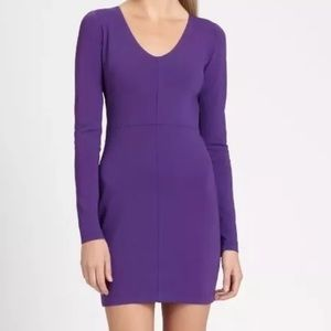 Robert Rodriguez Dress Size 10 Long Sleeve Bodycon